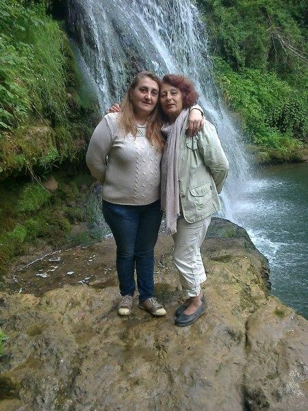 На разходка до водопада