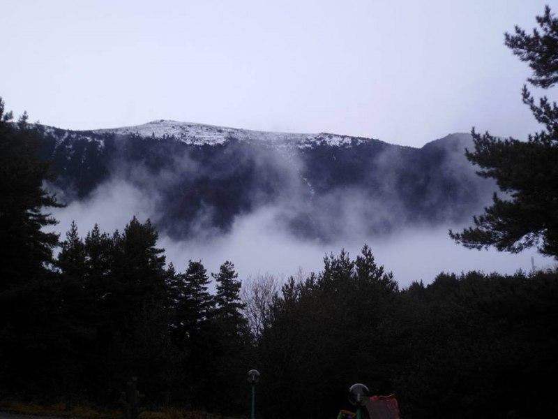 Мъгла в Рила